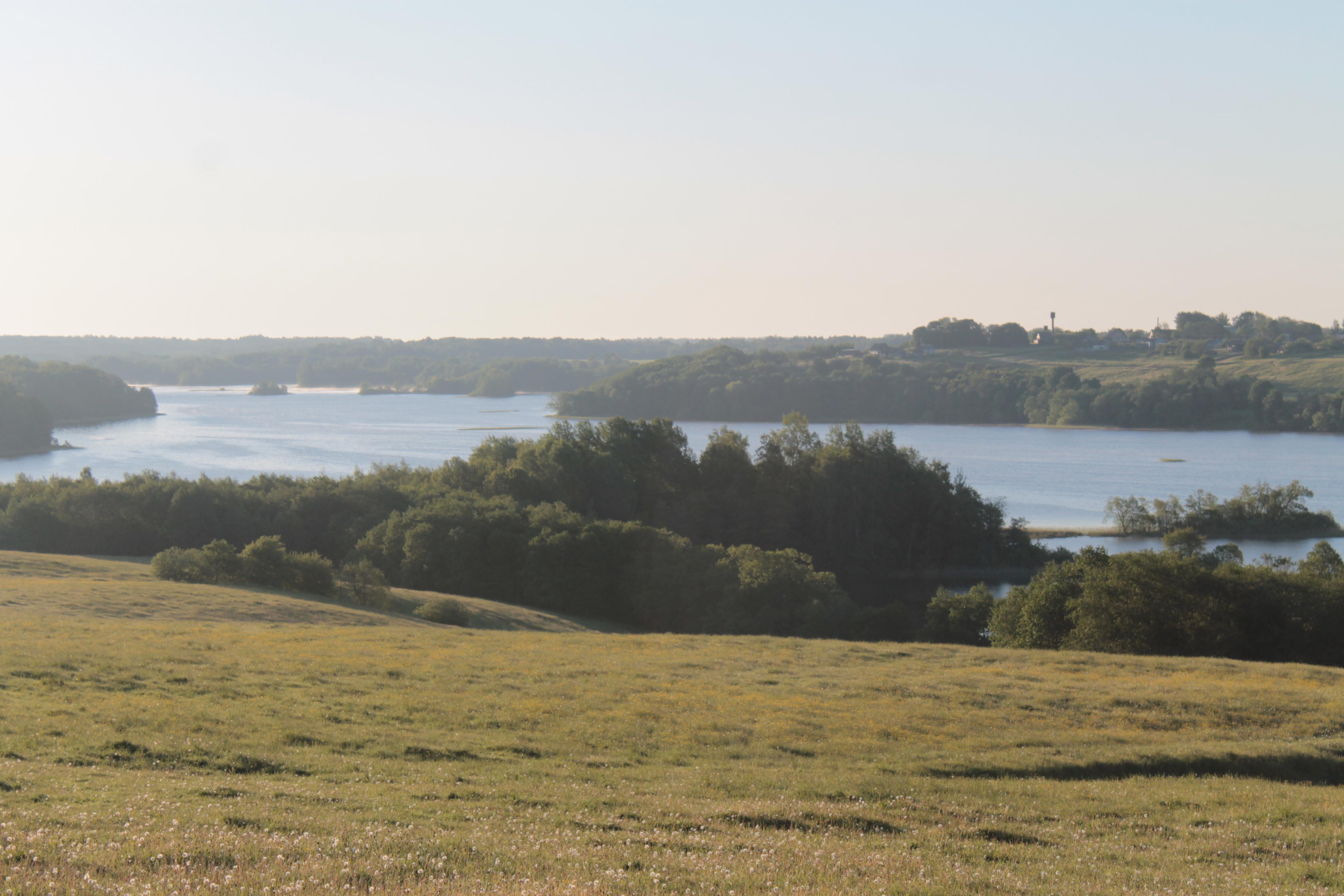 Псковская область деревня мелехово на озере але